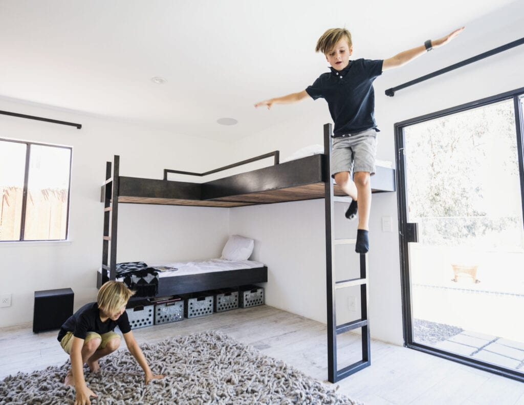 Picture of: 30 Fresh Space Saving Bunk Beds Ideas For Your Home