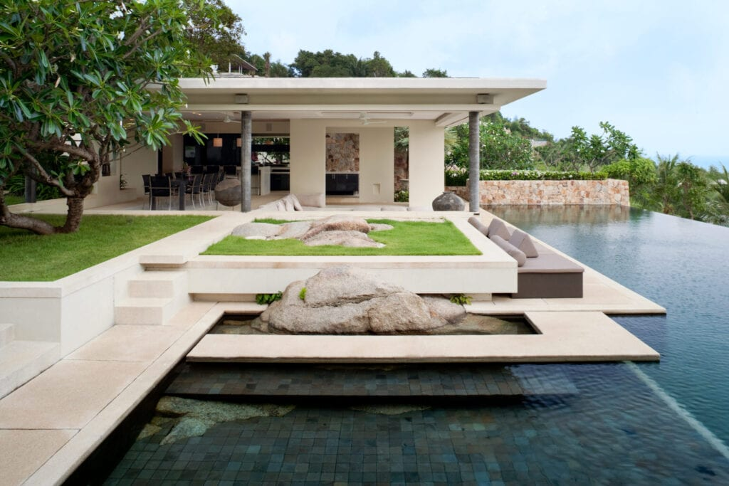 Modern Luxury Villa In The Tropics.