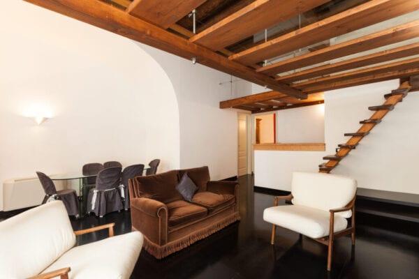 Interior beautiful apartment