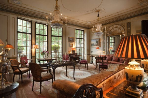 Georgian apartment in London