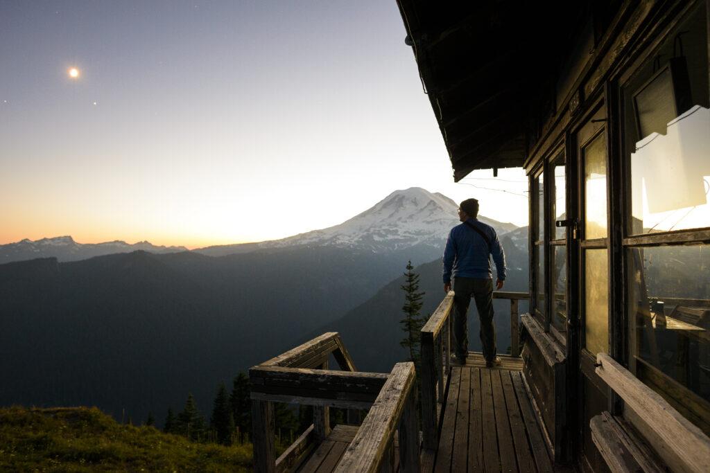 USA, Washington, Mount Rainer National Park