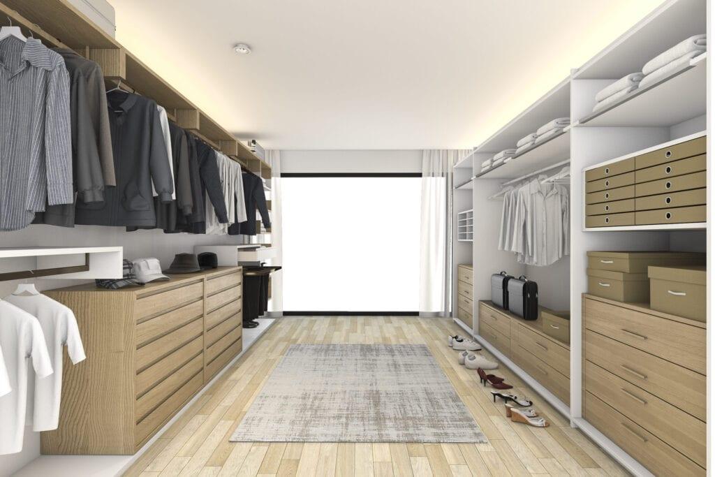 3d closet