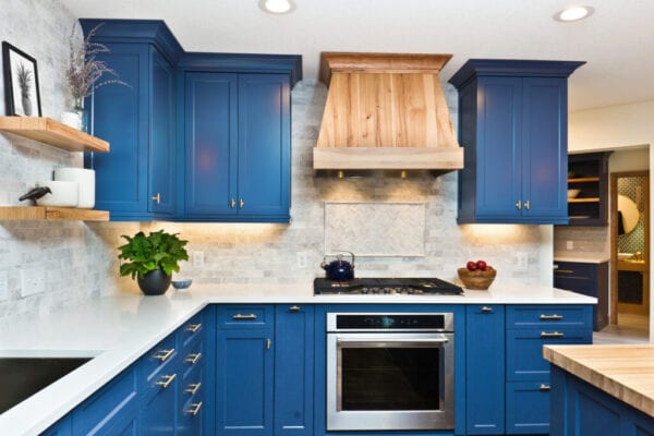 Home Improvement Remodeled Contemporary Kitchen design
