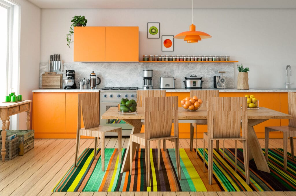 11 Fresh And Modern Kitchen Countertop Ideas