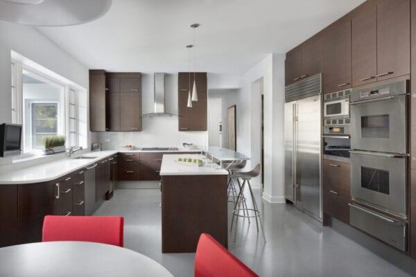 Modern Kitchen with appliances, Chicago IL