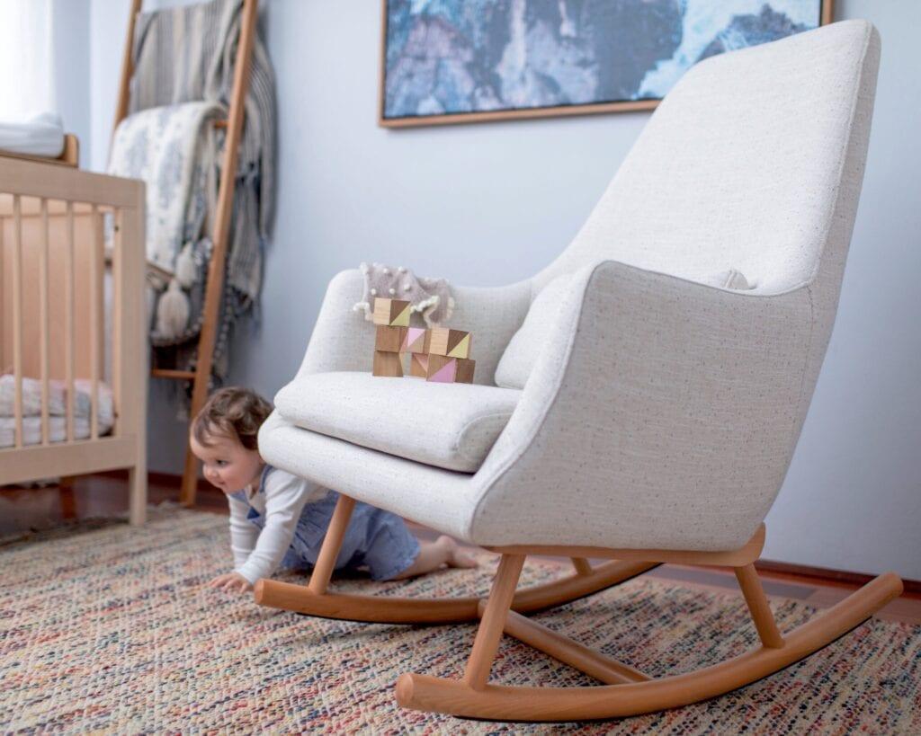 rocking chair mid century