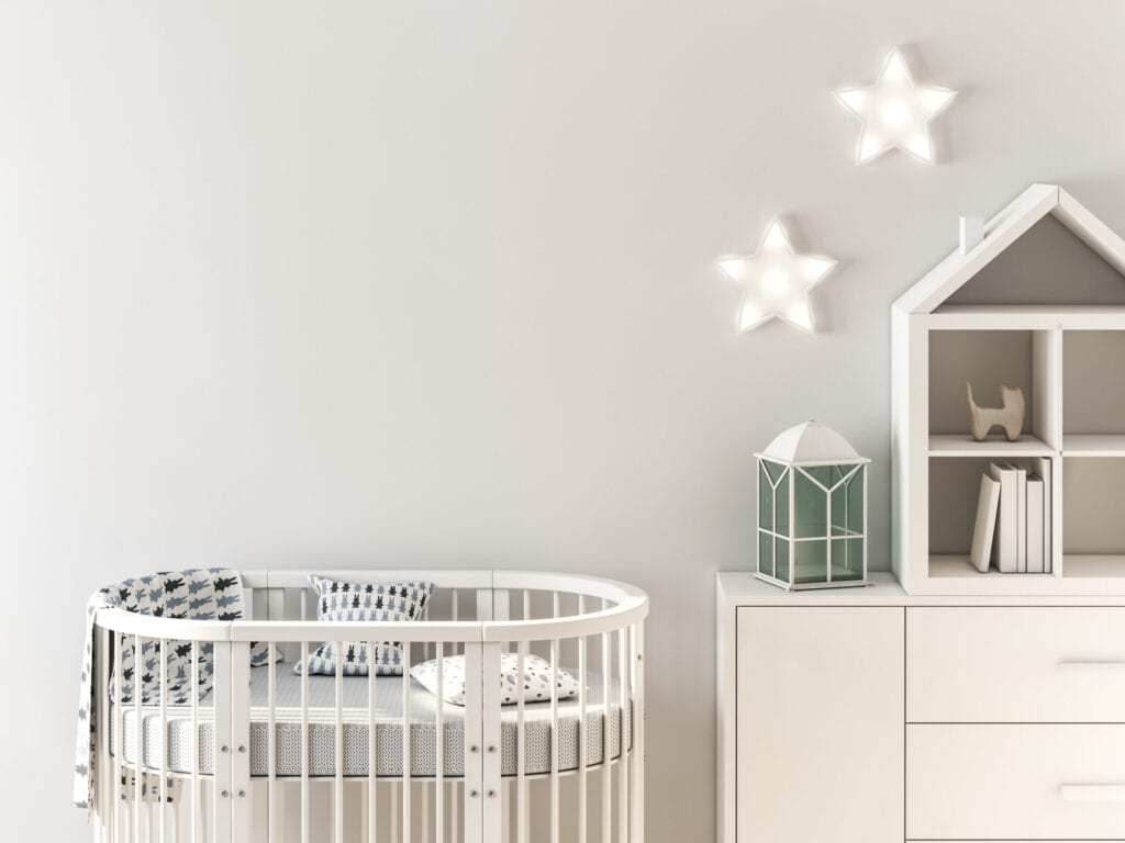 Beautiful Baby Nursery Ideas That Design-Conscious Adults Will Absolutely Love
