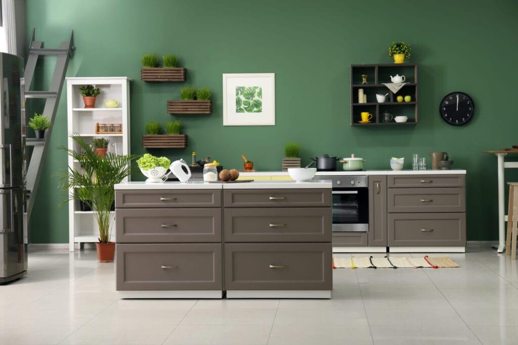 بهترین رنگ از نظر روانشناسی برای بخش های مختلف خانه از اتاق و پذیرایی تا آشپزخانه و حمام