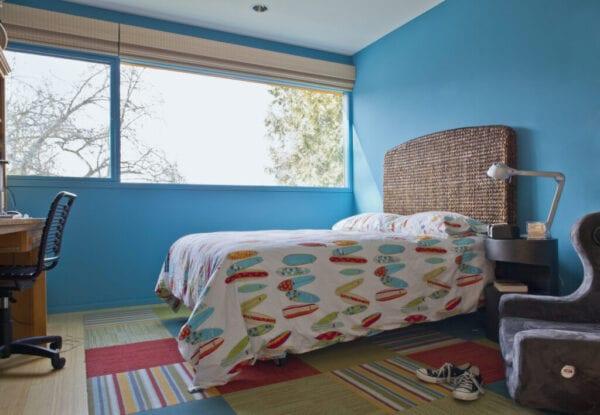 Surf Themed Bedroom
