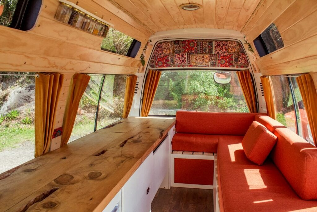 Awesome Vintage Campers And Camper Van Decor For Your Next Road Trip