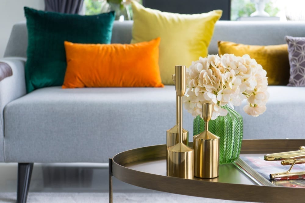 Trendy interior design style