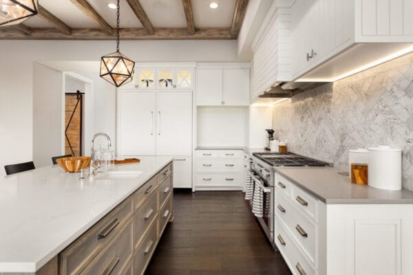 Everything You Need To Know About The Two Toned Kitchen Cabinet Trend