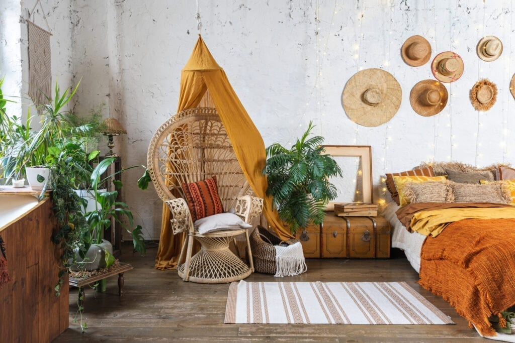 4 Tips To Add Cinco De Mayo Decor For A Mexican Style Boho Chic Space