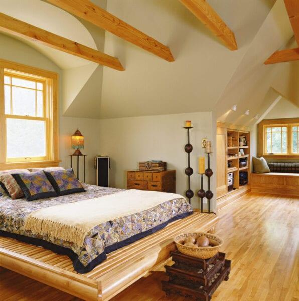 3rd Floor Addition: Bedroom