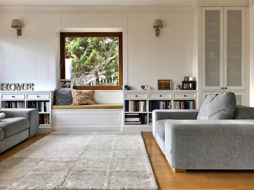 12 Modern Living And Family Room Decorating Ideas Mymove
