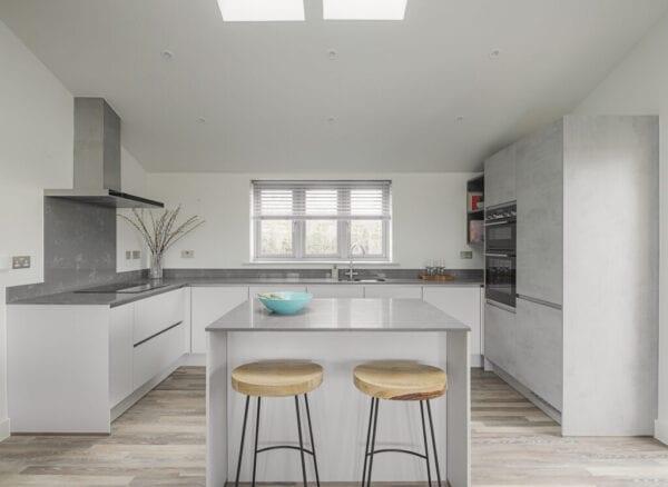 Modern Kitchen in Show Home