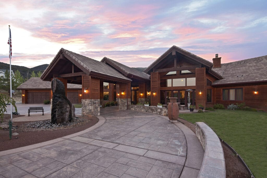 ranch style exteriors