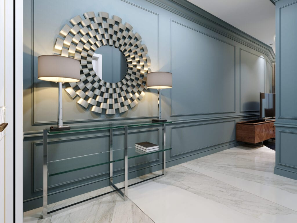 Why Your Foyer Needs Color And How To Add It Mymove