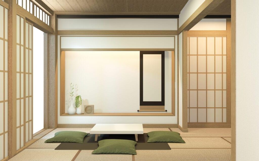 5 Ways To Get A Zen Living Room