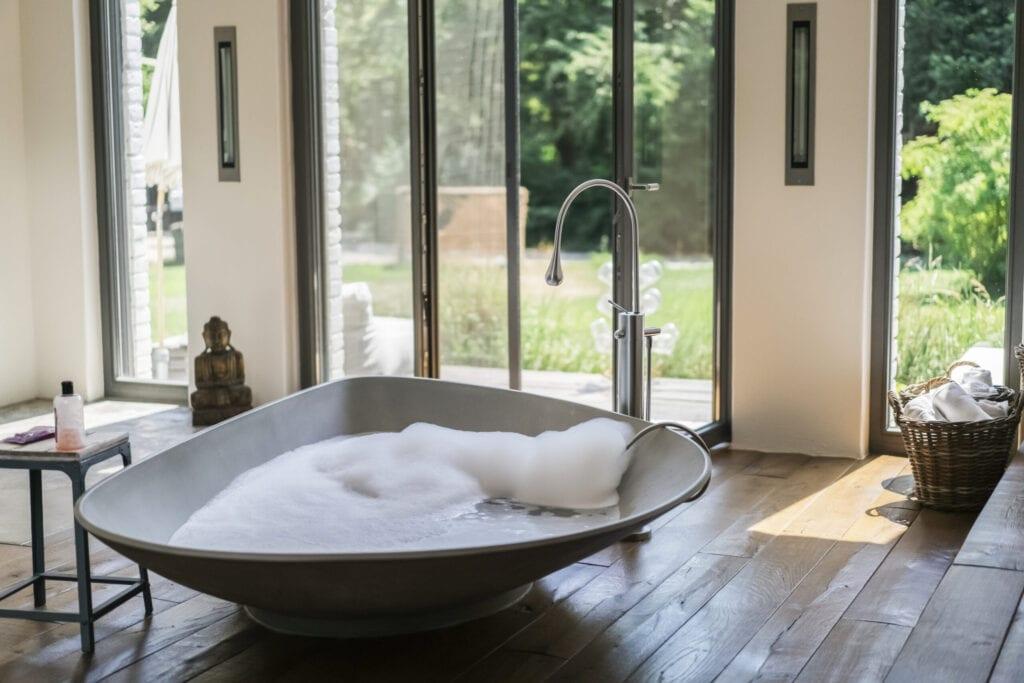 bathtop,home, beauty, interior design, house, garden, Cologne, NRW, Germany