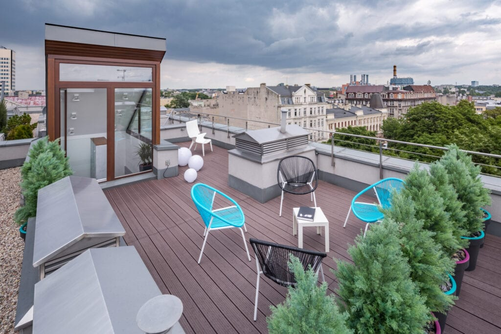 These Stunning Rooftop Deck Designs Will Have You Wishing For One Of Your Own