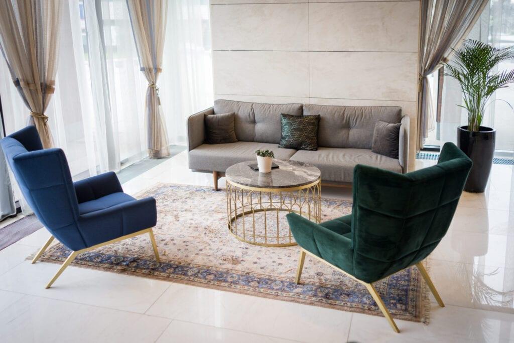jewl tone living room