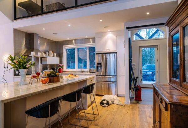 Collingwood Cottage Kitchen Interior