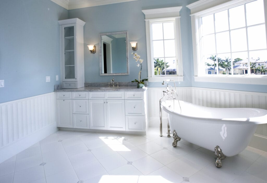 vanity and tub classic