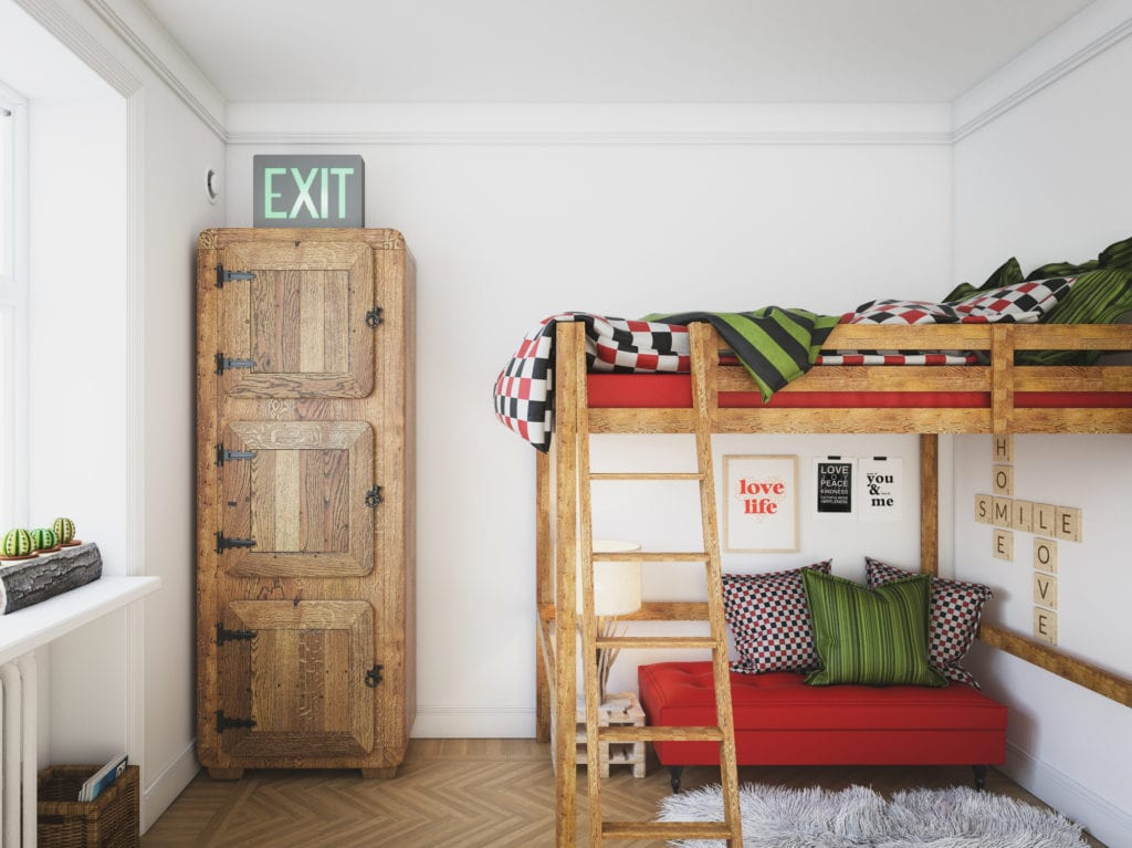 Go To Your Room Isn T Punishment With These Kid S Bedroom Ideas