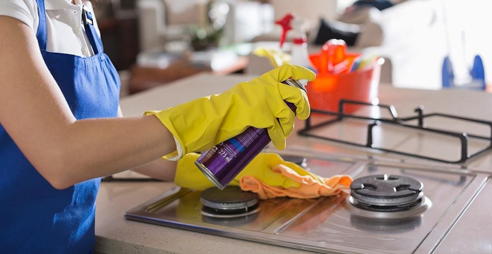 How To Deep Clean Your New House Before You Move In Mymove