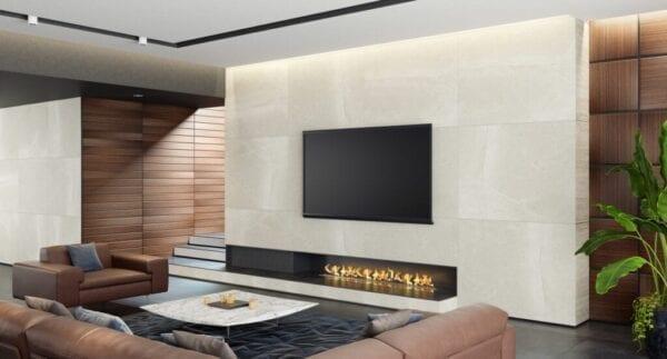 living room hvac
