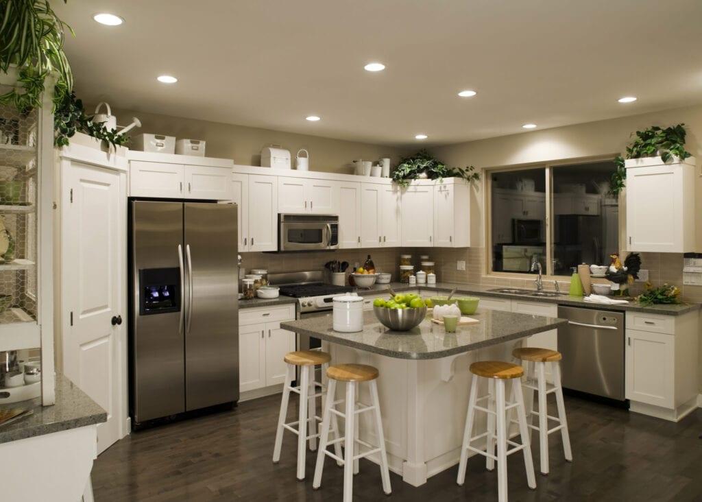 showcase interior kitchen island
