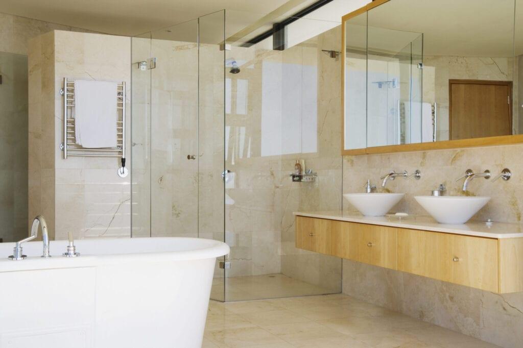 bathroom new features