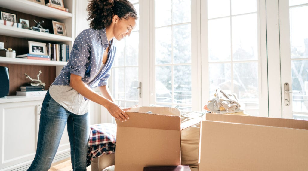 Where to Find Free and Cheap Moving Boxes | MYMOVE