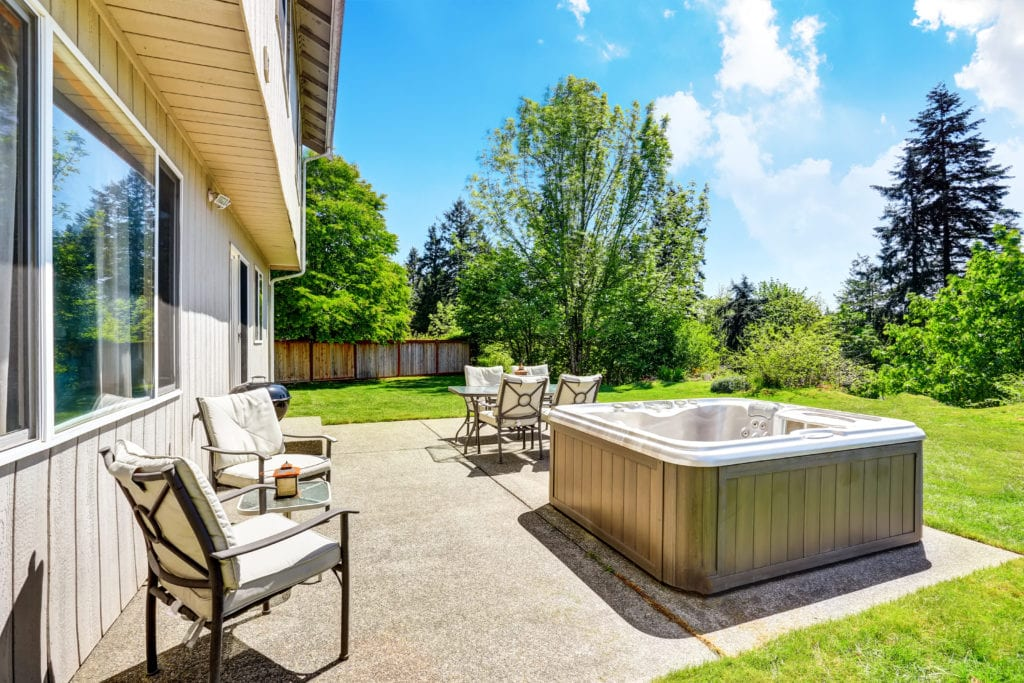 How To Move A Hot Tub Without Hiring Help Mymove