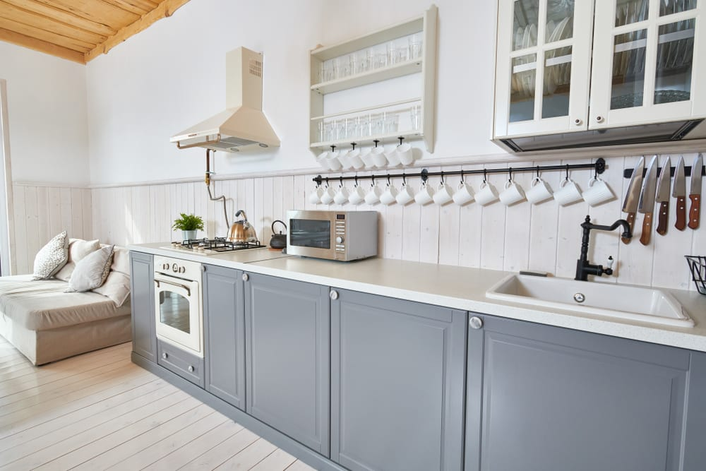 Everything You Need To Know To Paint Your Kitchen Cabinets Mymove