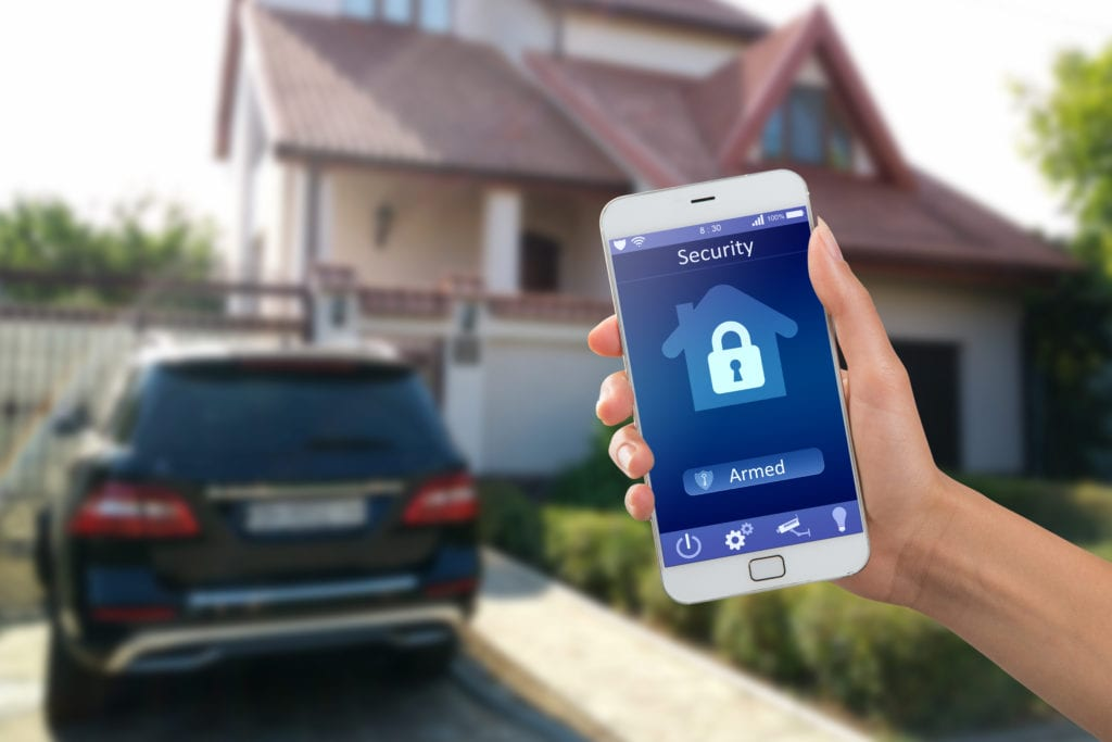 Home Security System- Smart
