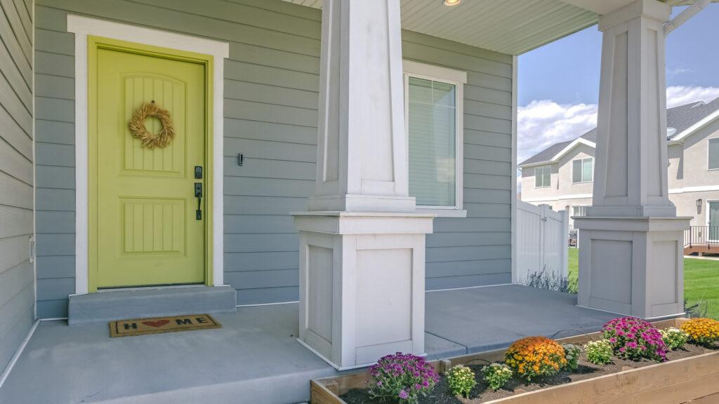 How To Paint A Front Door Mymove