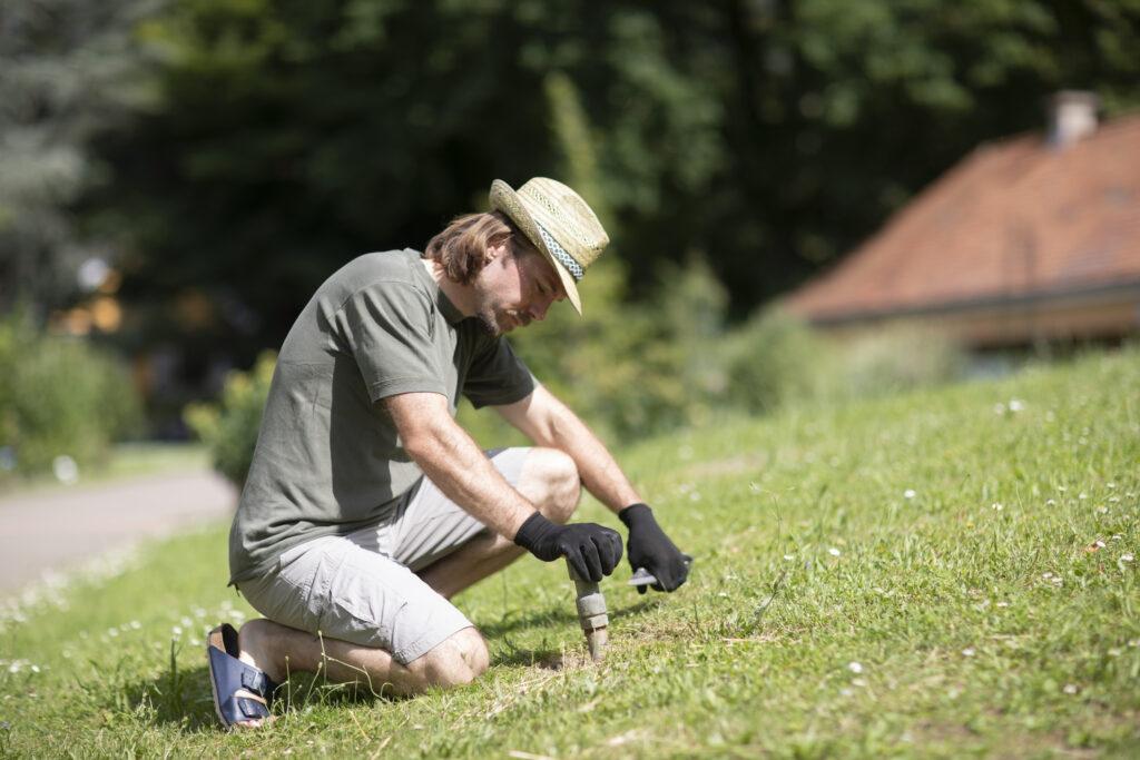 12 Steps To Install Your Diy Sprinkler System Mymove