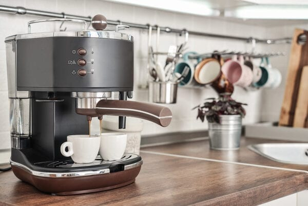 coffee station 2021 trend