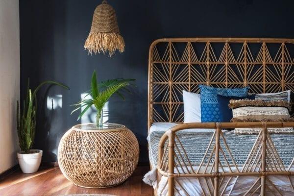 wicker furniture 2021 trend