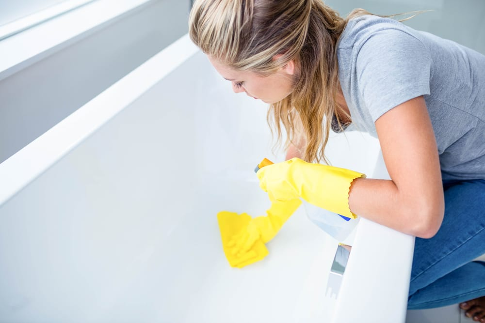 How To Clean A Bathtub In 6 Simple Steps Mymove