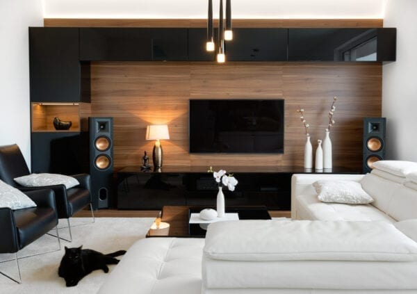 home entertainment system 2021 trend