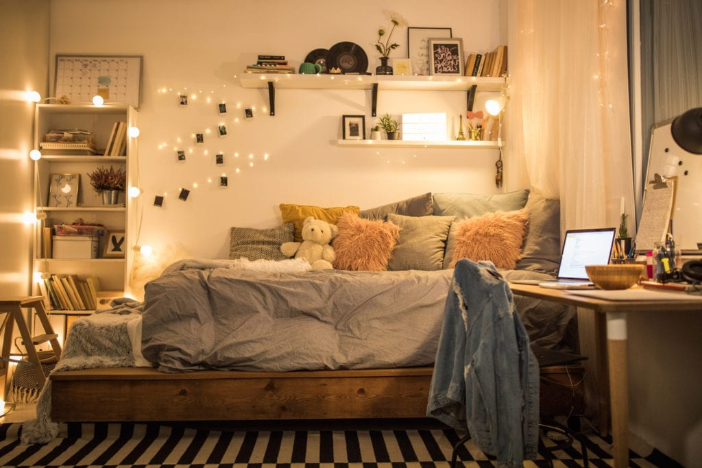 12 Dorm Room Ideas For Your College Space Mymove