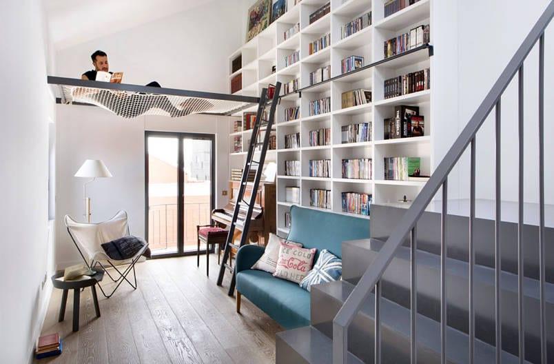 small home library ideas - freshome.com
