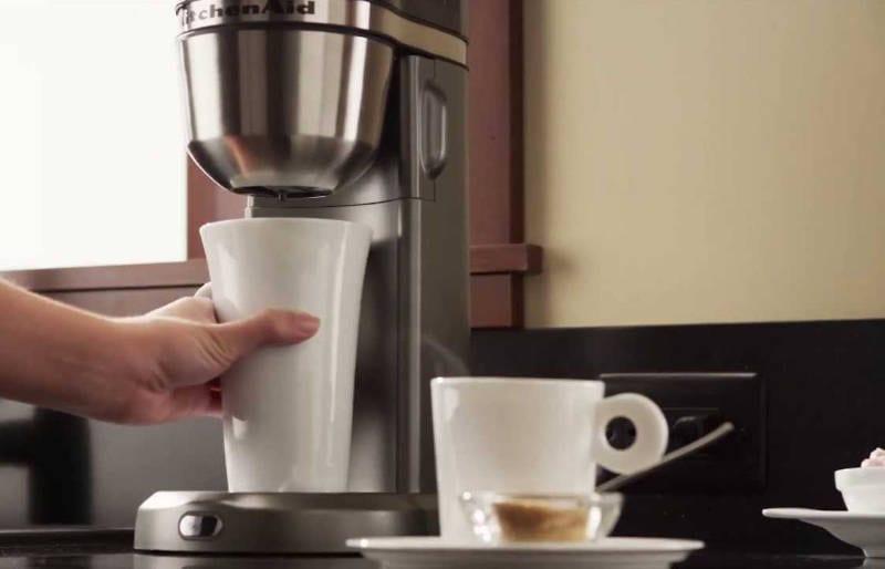 small space coffee maker - freshome.com