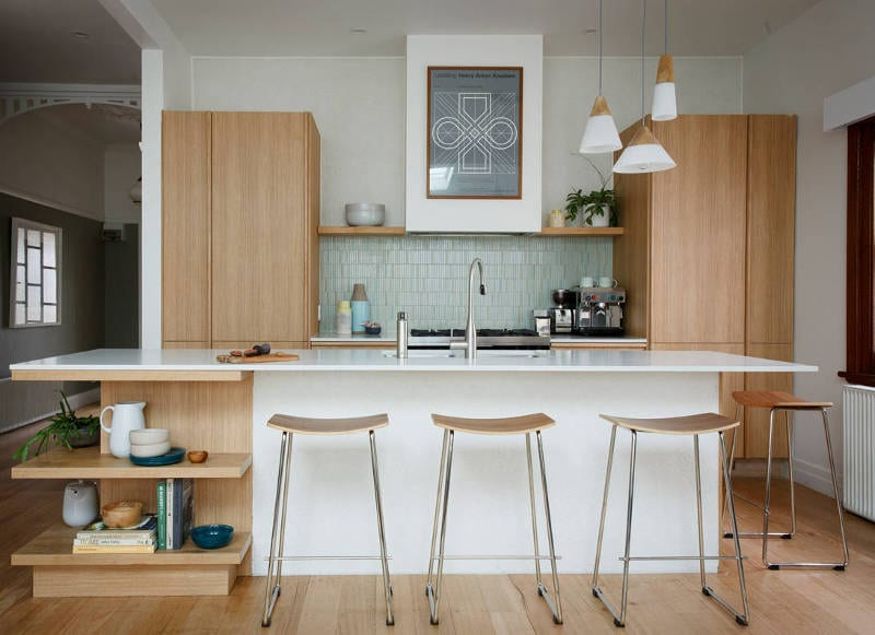 Mid-Century Modern Small Kitchen Design Ideas You'll Want ...