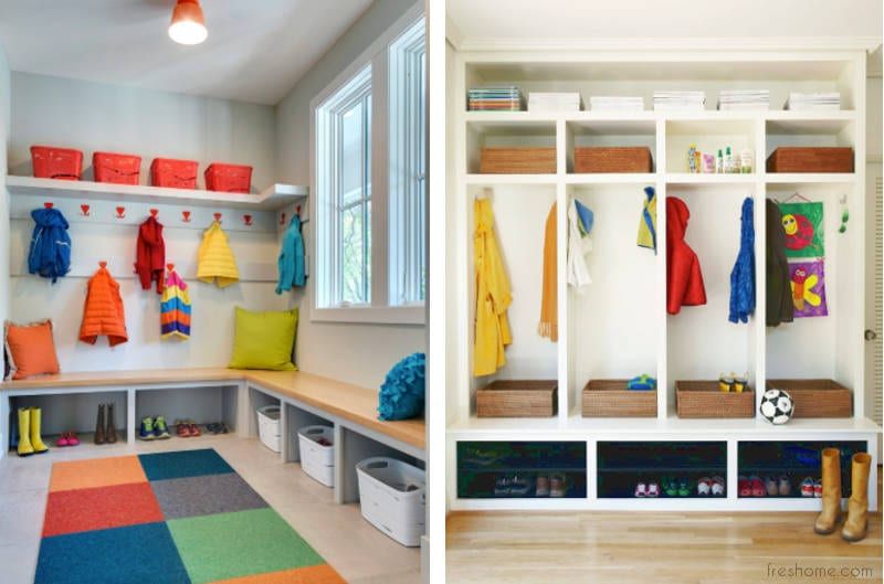 back to school organization ideas - freshome.com