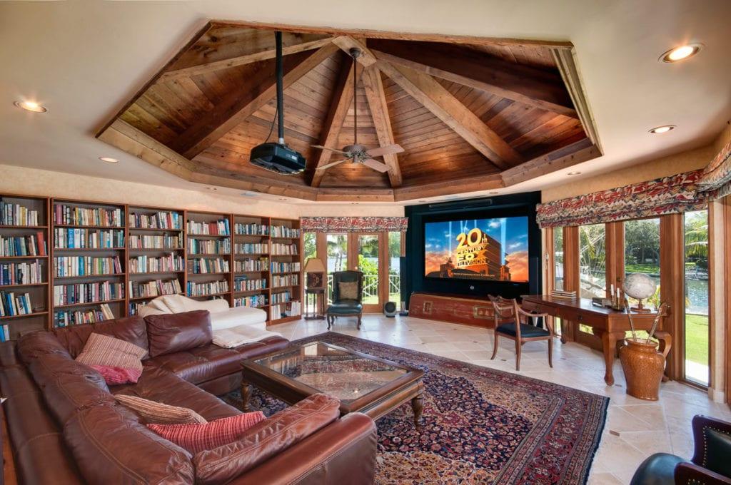 30 Classic Home Library Design Ideas (17)