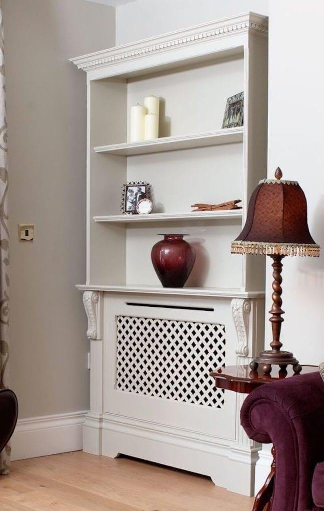 AC Vents Shelving Option